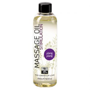 Shiatsu Massage Oil