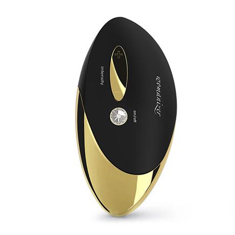 Womanizer W-500 Schwarz/Gold
