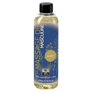 Massage Oil masculine Amber